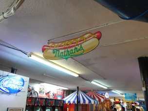 Nathan's Famous, but The Nathan's