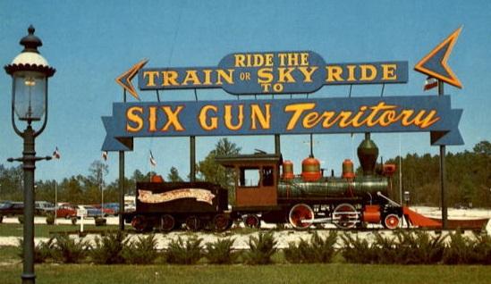 Six Gun Territory Silver Springs